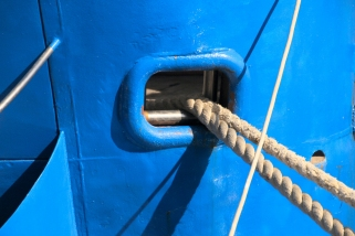 BLÅ / Blue