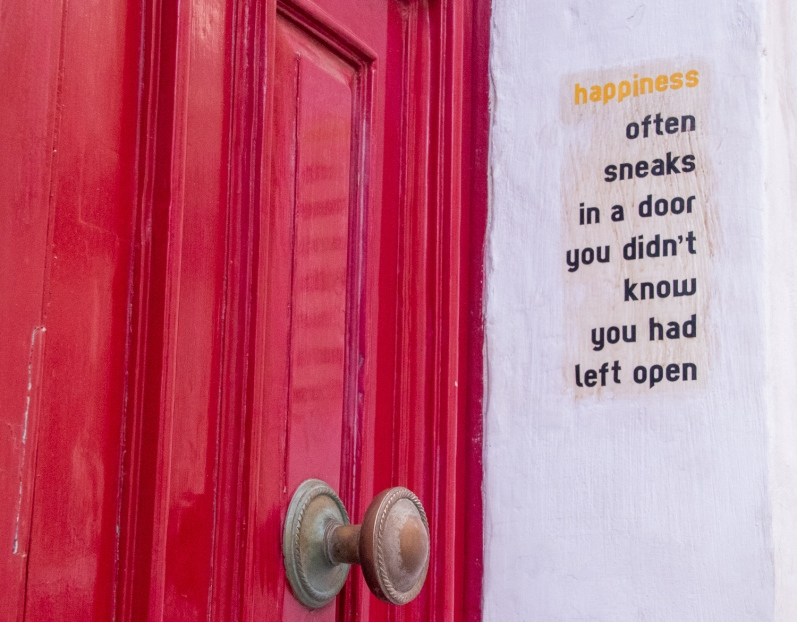Good to know since I often leave my door open.